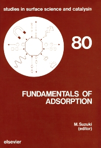 Cover image for Fundamentals of Adsorption