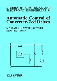 Cover image for Automatic Control of Converter-Fed Drives