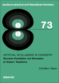 Cover image for Artificial Intelligence in Chemistry
