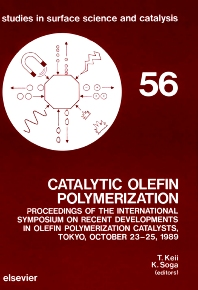 Catalytic Olefin Polymerization - 1st Edition - ISBN: 9780444987471, 9780080887548