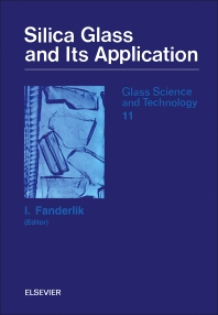 Cover image for Silica Glass and Its Application