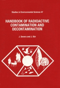 Cover image for Handbook of Radioactive Contamination and Decontamination