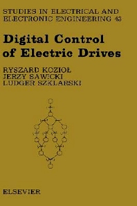 Cover image for Digital Control of Electric Drives