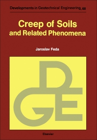 Cover image for Creep of Soils