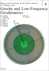 Cover image for Gravity and Low-Frequency Geodynamics