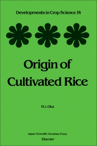 Cover image for Origin of Cultivated Rice