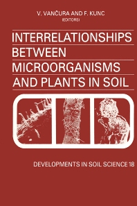 Cover image for Interrelationships Between Microorganisms and Plants in Soil