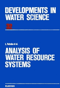 Cover image for Analysis of Water Resource Systems