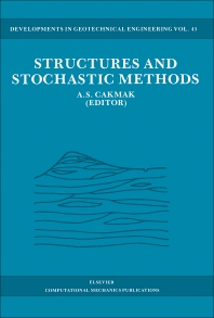 Cover image for Structures and Stochastic Methods