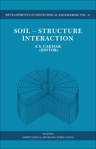 Soil-Structure Interaction - 1st Edition - ISBN: 9780444989574, 9780444600400