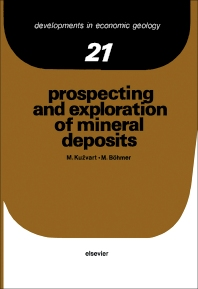 Cover image for Prospecting and Exploration of Mineral Deposits