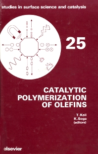 Cover image for Catalytic Polymerization of Olefins
