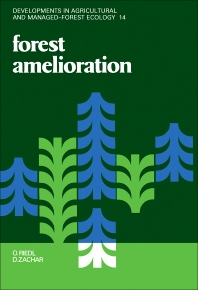 Cover image for Forest Amelioration