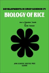 Cover image for Biology of Rice