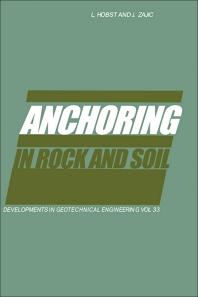 Cover image for Anchoring in Rock and Soil