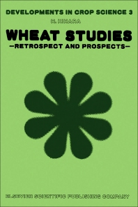Cover image for Wheat Studies - Retrospect and Prospects
