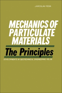 Cover image for Mechanics of Particulate Materials