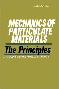 Mechanics of Particulate Materials - 1st Edition - ISBN: 9780444997135, 9780444600844