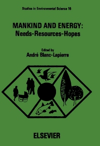 Cover image for Mankind and Energy: Needs, Resources, Hopes