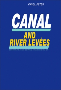 Cover image for Canal and River Levées