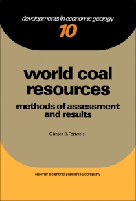 World Coal Resources - 1st Edition - ISBN: 9780444997791, 9780444601469