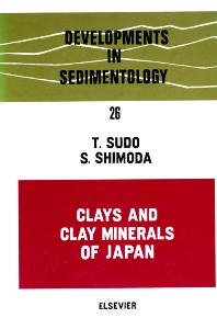 Cover image for Clays and Clay Minerals of Japan