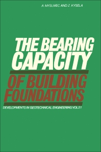 The Bearing Capacity of Building Foundations - 1st Edition - ISBN: 9780444997944, 9780444600516