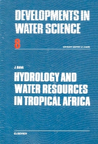 Cover image for Hydrology and Water Resources in Tropical Africa