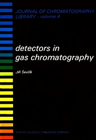 Cover image for Detectors in Gas Chromatography