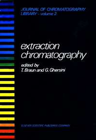 Cover image for Extraction Chromatography