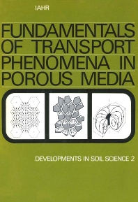Fundamentals of transport phenomena in porous media - 1st Edition - ISBN: 9780444998972, 9780080869681