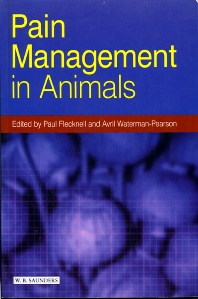 Cover image for Pain Management in Animals