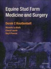 Cover image for Equine Stud Farm Medicine & Surgery