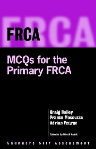 FRCA - 1st Edition - ISBN: 9780702021602