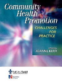 Cover image for Community Health Promotion