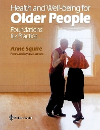 Cover image for Health and Wellbeing for Older People