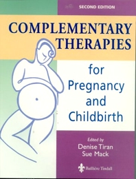 Cover image for Complementary Therapies for Pregnancy and Childbirth
