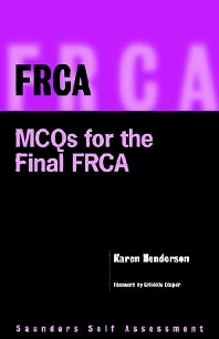 FRCA: MCQs for the Final FRCA