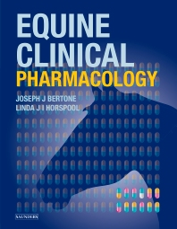 Cover image for Equine Clinical Pharmacology