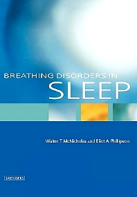 Cover image for Breathing Disorders in Sleep