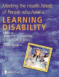 Cover image for Health Needs of People with Learning Disability