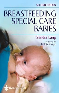 Cover image for Breastfeeding Special Care Babies
