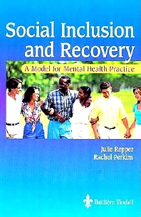 Social Inclusion and Recovery - 1st Edition - ISBN: 9780702026010