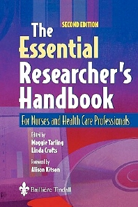 Cover image for The Essential Researcher's Handbook