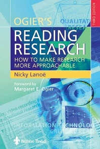 Ogier's Reading Research - 3rd Edition - ISBN: 9780702026706