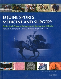 Cover image for Equine Sports Medicine and Surgery