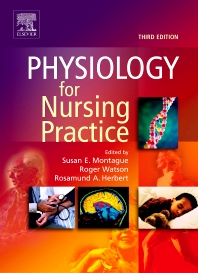 Physiology for Nursing Practice - 3rd Edition - ISBN: 9780702033407