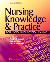 Cover image for Nursing Knowledge & Practice