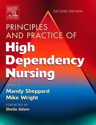 Cover image for Principles and Practice of High Dependency Nursing