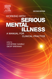 Cover image for Working With Serious Mental Illness